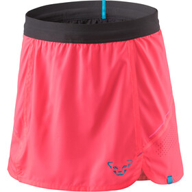 Dynafit Alpine Pro 2in1 Skirt Women fluo pink